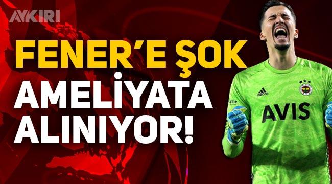 Altay Bayındır sezonu kapattı! Fenerbahçe şokta, genç kaleci ameliyata alınıyor
