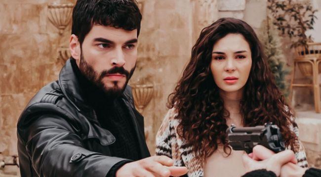 ATV'de yayınlanan Hercai dizsinin setine silahlı baskın!