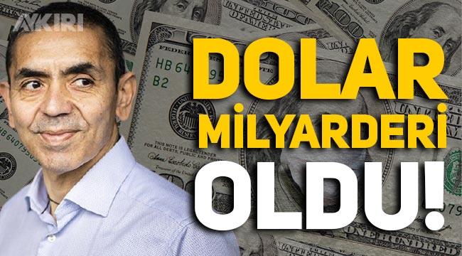 Biontech'in kurucusu Uğur Şahin, Forbes'in 'dolar milyarderi' listesine girdi