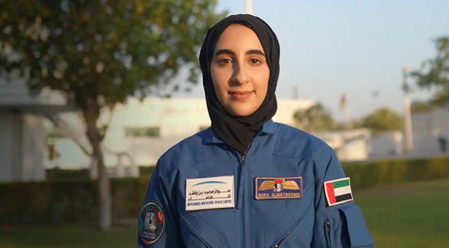 Birleşik Arap Emirlikleri, NASA'da eğitilecek ilk kadın astronotunu tanıttı