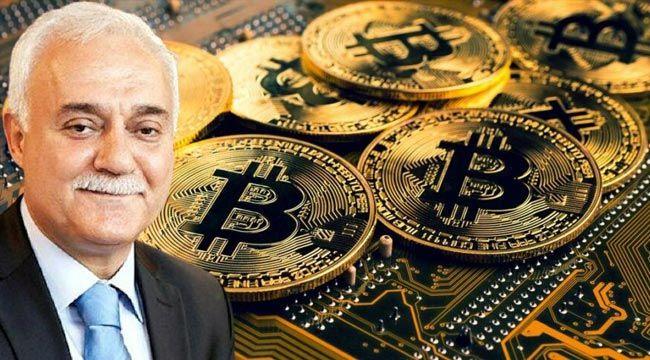 Bitcoin caiz mi? Nihat Hatipoğlu o soruya ne yanıt verdi