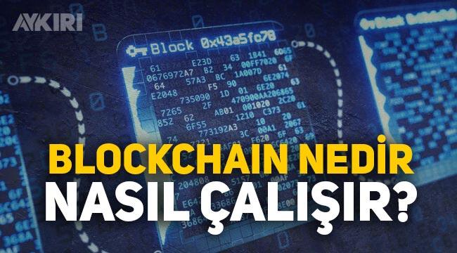 Blockchain ne demek, Blockchain nedir ve nasıl çalışır? İşte Blockchain gerçekleri