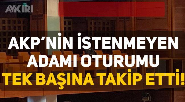 Bülent Arınç, 23 Nisan Özel Oturumu'nu tek başına izledi!