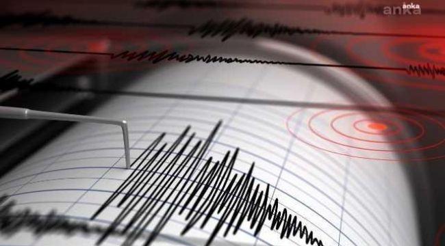Datça'da 4.2 büyüklüğünde deprem meydana geldi