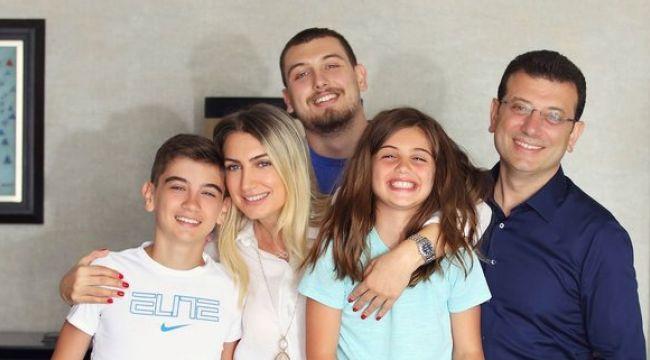 Dilek İmamoğlu ve 2 çocuğu koronavirüse yakalandı
