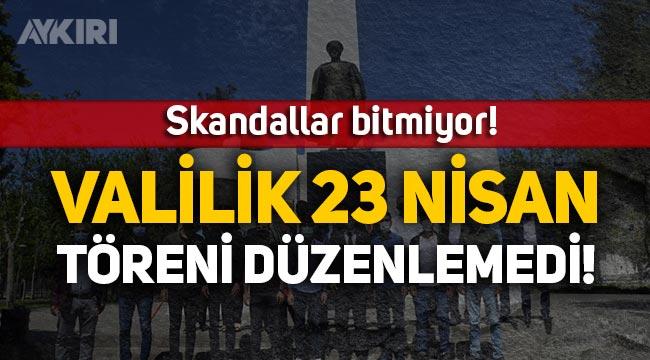 Diyarbakır Valiliği, 23 Nisan için tören düzenlemedi, CHP'den tepki geldi