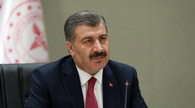 DSÖ'den Sağlık Bakanı Fahrettin Koca'ya davet