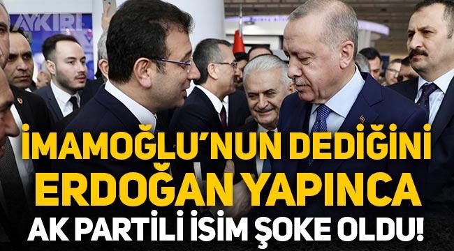 Ekrem İmamoğlu'nun 'tam kapanma' istemesini eleştiren AK Partili Metin Külünk, Erdoğan'ın kararıyla şoke oldu!