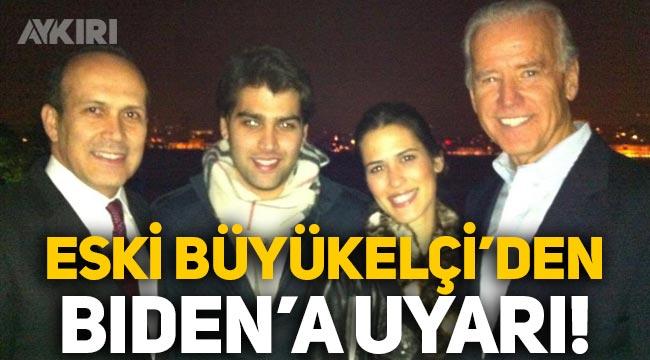 Eski ABD Büyükelçisi Namık Tan'dan Başkan Joe Biden'a Ermeni olayları uyarısı!