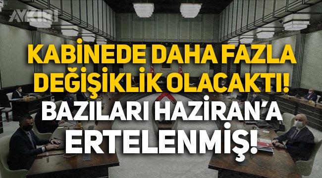 Fatih Altaylı: Kabinede daha fazla değişiklik olacaktı, bazıları 'Haziran'a ertelenmiş