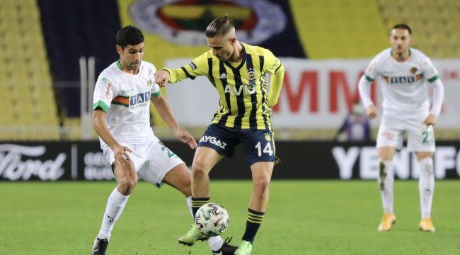 Fenerbahçe, Alanyaspor maçının tekrar oynanması için TFF'ye başvuracak!