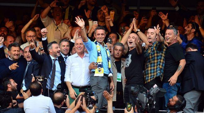 Fenerbahçe'de başkanlık seçimi tarihi belli oldu