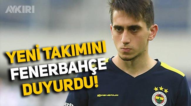 Fenerbahçe, Ömer Faruk Beyaz'ın yeni takımını açıkladı!