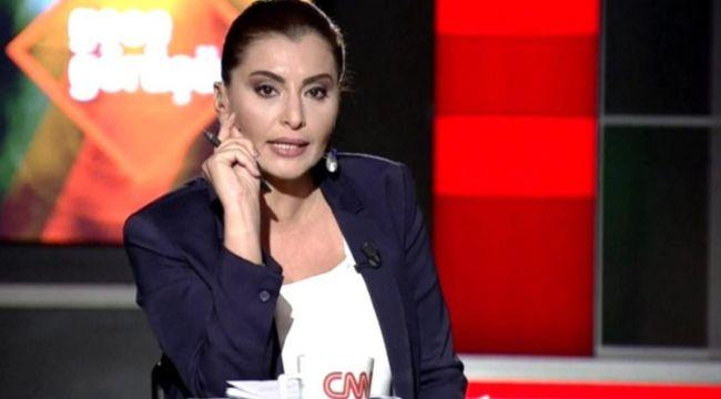 Gazeteci Hande Fırat'ın evinde gerçekleşen kaza sonucu iki gözünde hasar oluştu