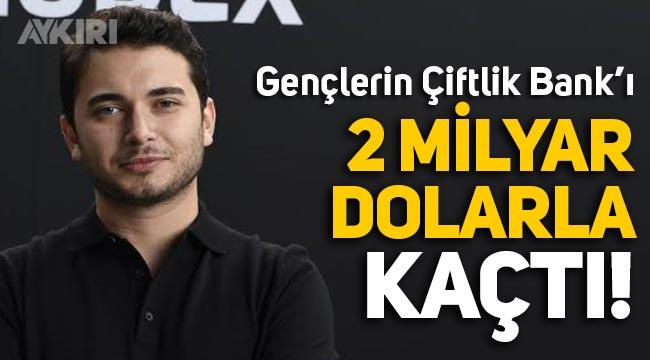 Gençlerin Çiftlik Bank'ı: Thodex'in kurucusu Faruk Fatih Özer 2 milyar dolarla kaçtı!