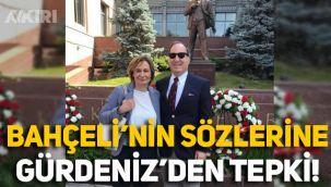 Gözaltına alınan Cem Gürdeniz'in eşinden Bahçeli'ye tepki!