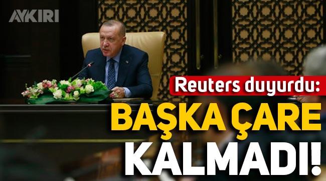 Gözler Kabine toplantısında! Reuters duyurdu: Sert tedbirlerden başka çare kalmadı