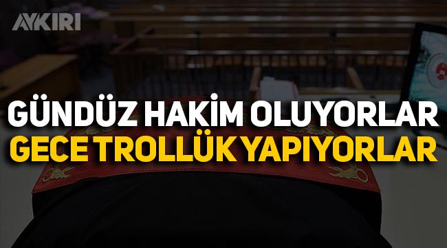 Lütfü Türkkan: Gündüz hakimlik, akşam da sosyal medyada trollük yapan hakimler var!