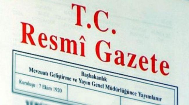 Güvenlik Soruşturması ve Arşiv Araştırması kanunu Resmi Gazete'de yayımlandı