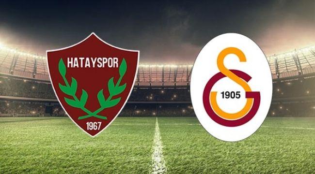 Hakem değişmişti: Hatayspor - Galatasaray maçının VAR hakemi belli oldu!