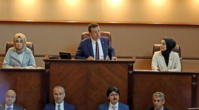İBB'den koronavirüs tedbiri: Meclis toplantıları ertelendi