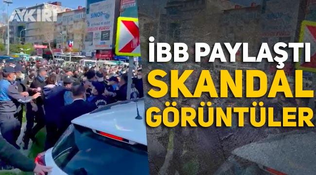 """İBB Sözcüsü Murat Ongun, """"Ekmeğin siyaseti olmaz"""" diyerek skandal görüntüleri paylaştı"""