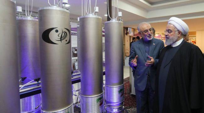 İran: Uranyumu yüzde 60 zenginleştirmeyi başardık