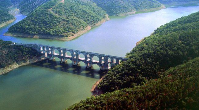 İstanbul'daki barajların doluluk oranını açıklandı