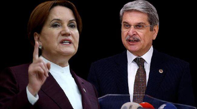 İYİ Partili Aytun Çıray: Akşener ile görüşüp parti kurmasını önerdim