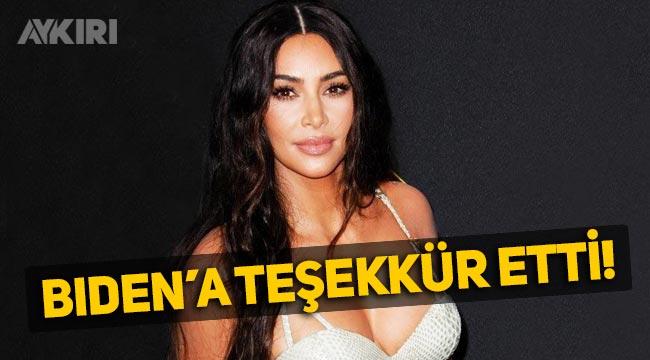 Kim Kardashian'dan 1915 olayları için 'soykırım' diyen Biden'a teşekkür etti!