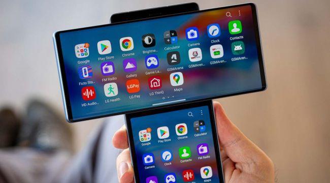 LG, akıllı telefon pazarından çekildi