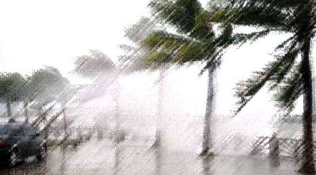 Meteoroloji'den kuvvetli fırtına uyarısı!