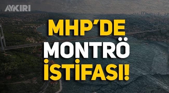 MHP'de Montrö istifası! Emekli büyükelçi Ertuğrul Kumcuoğlu istifa etti