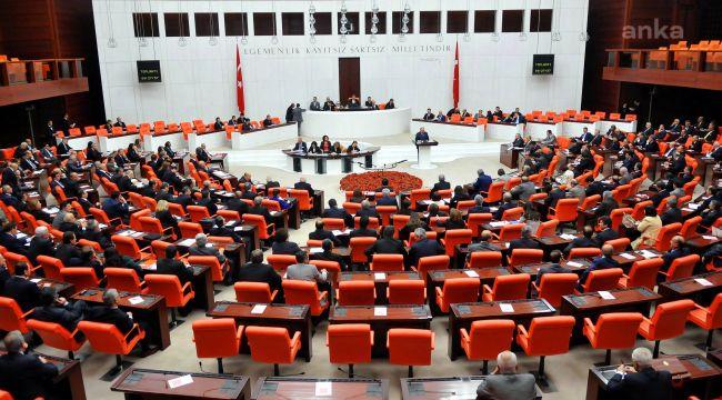 """Muhalefetin oylarıyla reddedilen """"Güvenlik Soruşturması ve Arşiv Araştırması Kanunu"""" kabul edildi"""