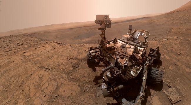 NASA, Mars'ta oksijen üretti!
