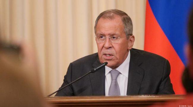 Rusya Dışişleri Bakanı'ndan Ukrayna'ya gözdağı!