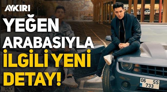 Süleyman Soylu'nun yeğeni Hasan Berk Işık'ın arabasıyla ilgili yeni detay ortaya çıktı!
