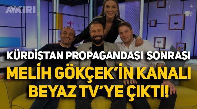 """Sözde """"kürdistan"""" propagandası yapan Ersin Korkut, Melih Gökçek'in kanalına konuk oldu!"""