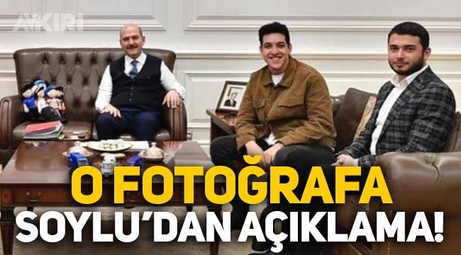 Süleyman Soylu'dan Thodex'in sahibi Faruk Fatih Özer açıklaması