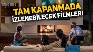Tam kapanma döneminde izlenebilecek 9 film, karantina için film önerileri, ailecek izlenebilecek filmler