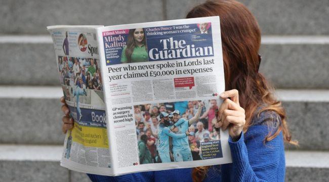 The Guardian'ın 1 Nisan şakasını gerçek sanıp manşet yaptılar!