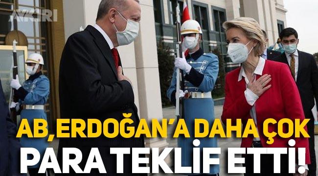 The Times: AB, Erdoğan'a sığınmacılar için daha çok para teklif etti