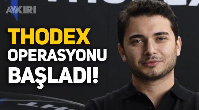 Thodex operasyonu başladı: 8 ilde 78 gözaltı kararı