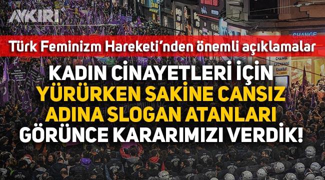 Türk Feminizm Hareketi hakkında bilinmeyenler, kurucu üyeden Aykırı'ya özel açıklamalar