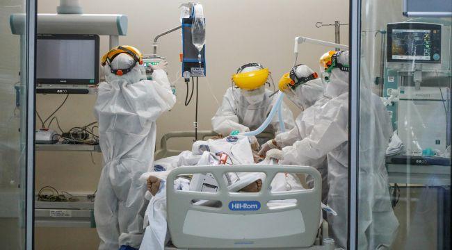 Türkiye'de koronavirüs vakaları patladı! ABD ve Hindistan'ı da geçti