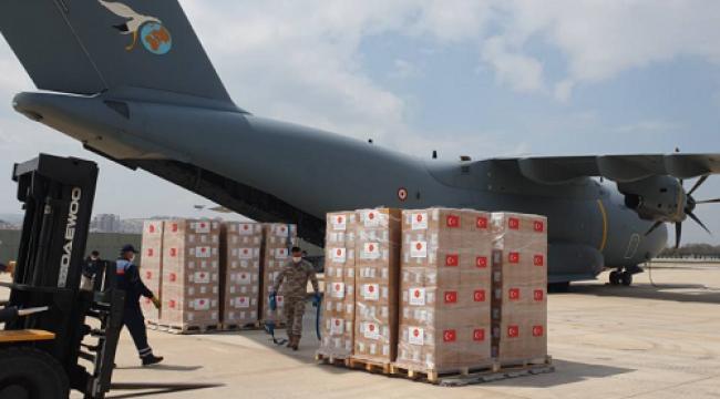 Türkiye'nin gönderdiği aşılar Libya'ya ulaştı!