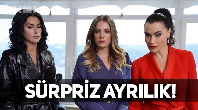 Yasak Elma dizisinde sürpriz veda! Nesrin Cavadzade diziden ayrıldı
