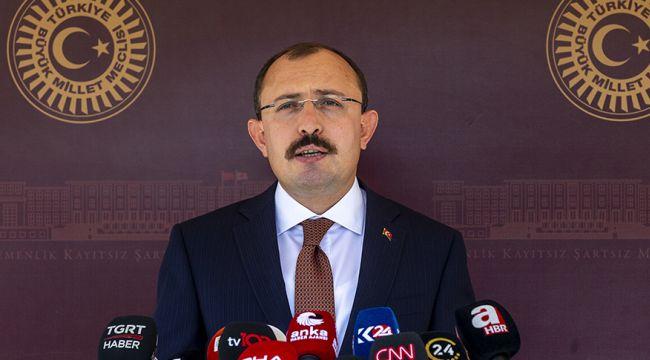 Yeni Ticaret Bakanı Mehmet Muş'tan ilk açıklama!