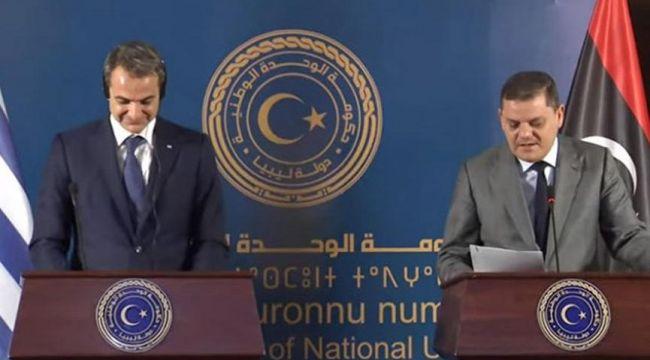 Yunanistan Başbakanı, Libya'nın Türkiye ile anlaşmasına karşı çıktı!