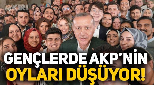"""AKP'li Şen: """"Yaşlılardan gençlere gidildikçe AK Parti'nin oyları azalıyor!"""""""